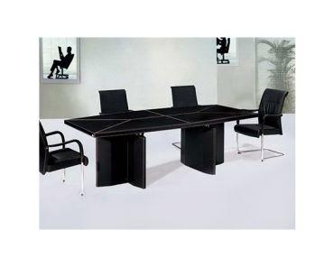 i45 crocodile leather meeting table