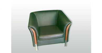 i124 horn armchair