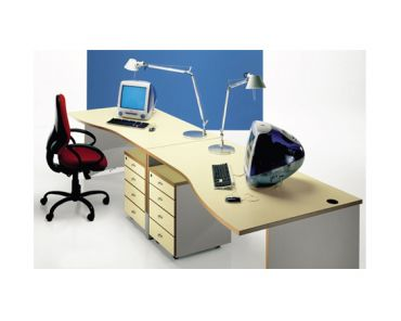 i90 staff wavy desk