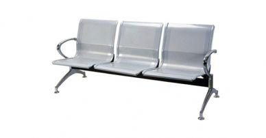 i 29 metal waiting chair